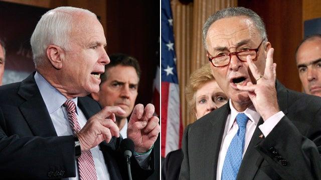 Innocuous Long Island Joke Threatens Senate Comity