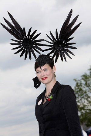 Hats Off At Ascot