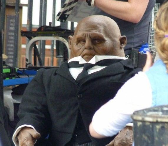 Doctor Who Set Photos Part 2
