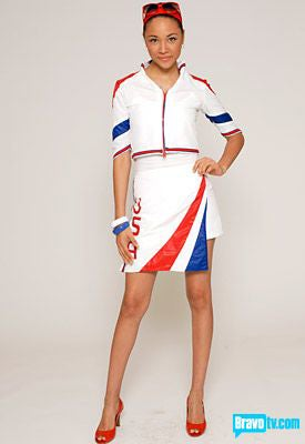 Project Runway: Olympic Looks Are Meshuggener
