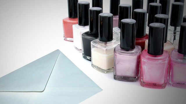 Seal an Envelope with Nail Polish for Better Security and a Happier Tongue