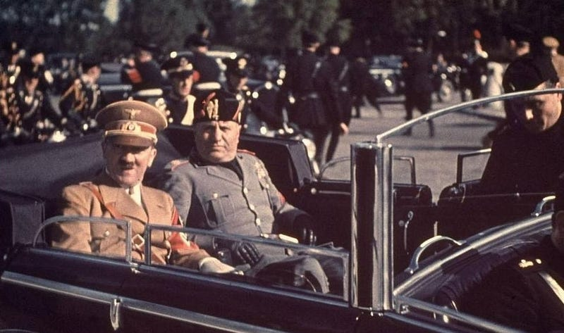 The 8 Worst Mistakes Made by the Axis During World War II