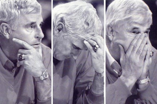 On the Road With America's Angriest Man. An Interview With Bobby Knight
