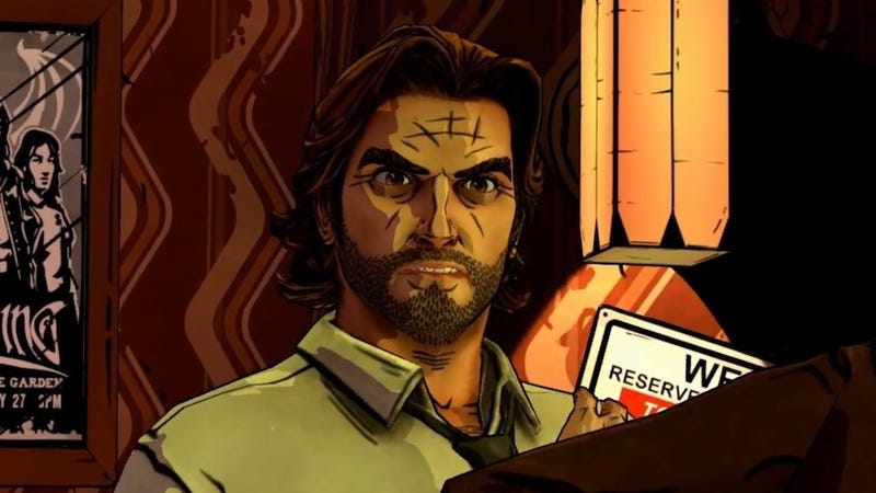 Telltale's Fables Game Looks Like A Living Comic Book