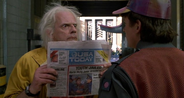 The Newspaper of Tomorrow: 11 Predictions from Yesteryear