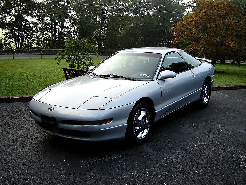 Ford Probe GT, a car well ahead of its time.