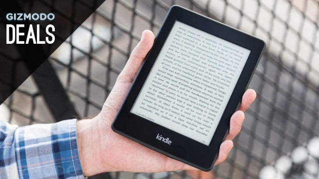 E-Ink Kindles, Including the Paperwhite, Are $20 Off Today