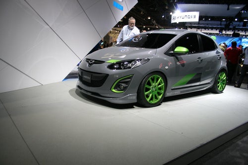 2011 Mazda2 Gallery