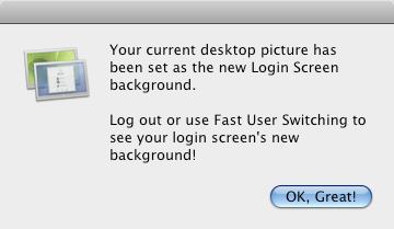 Match Your Desktop and Login Image with Desktop 2 Login