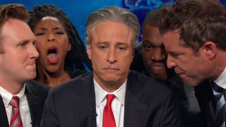 Jon Stewart Perfectly Illustrates the Problem With Talking About Gaza