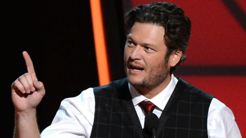 Blake Shelton Tastefully Implies That Shooting Could Have Been Prevented If Everyone Had Guns