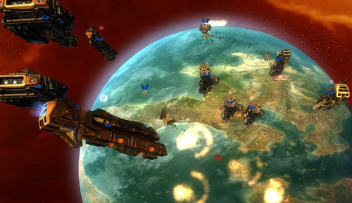 Sins Of A Solar Empire: Diplomacy Micro-Review: Talk Is Cheap