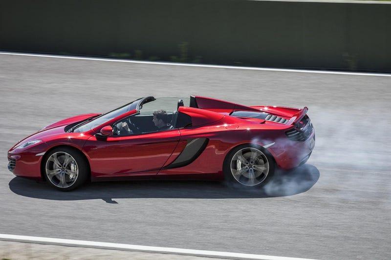 How McLaren Inspires And Seduces
