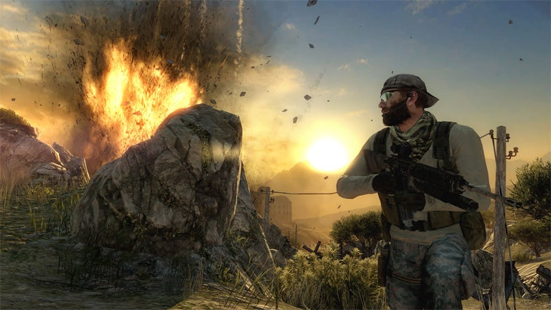 Enlisted Gamer Criticizes Military Response to Medal Of Honor