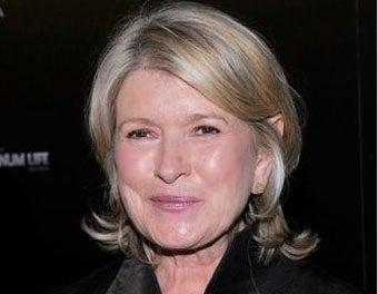 "Literal ""Bloodbath"" At Martha Stewart"