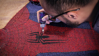 This Spider-Man Suit Is Actually A Beautiful Love Letter To Peter Parker