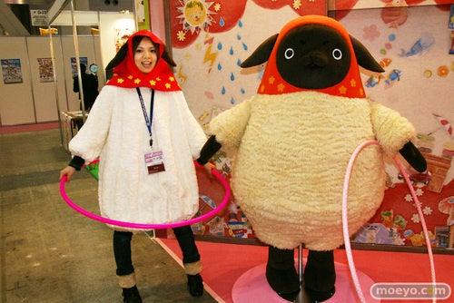 The Booth Companions of the Tokyo International Anime Fair