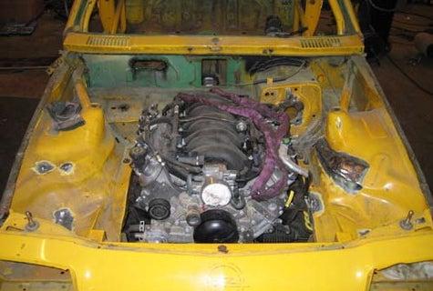 Rover, Schmover! An LS1 Manta!