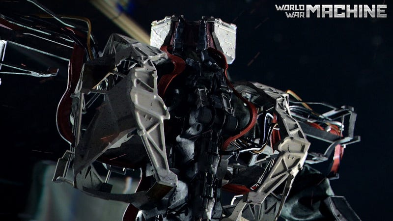 How to Make a Mech - The Science Behind World War Machine