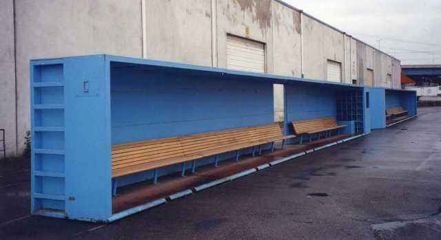 The Entire Kingdome Visitors' Dugout Is Available On eBay