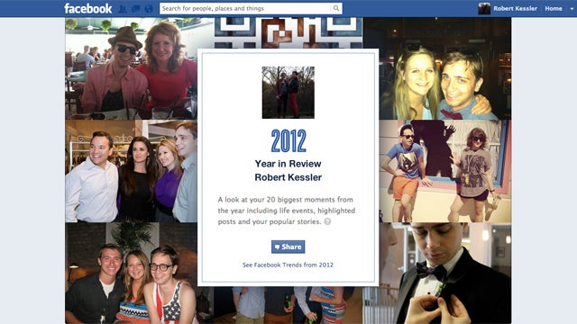 Facebook's Year in Review Reveals the 20 Most Annoying Things You Did This Year