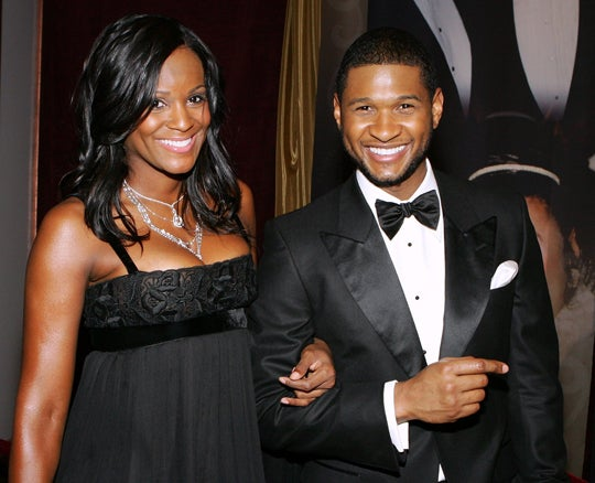 Usher & Tameka: Divorcing