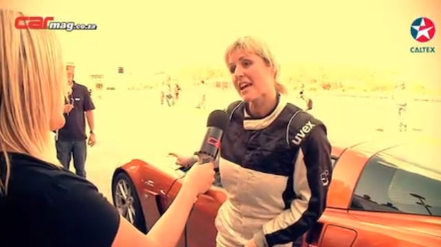 "Sabine Schmitz Calls The Corvette ""Castrated"""