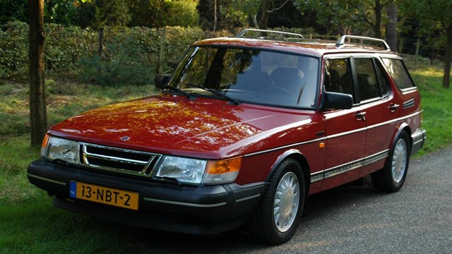 Ultra Rare One of Two Saab 900 Wagon—Swede Dreams Are Made Of This