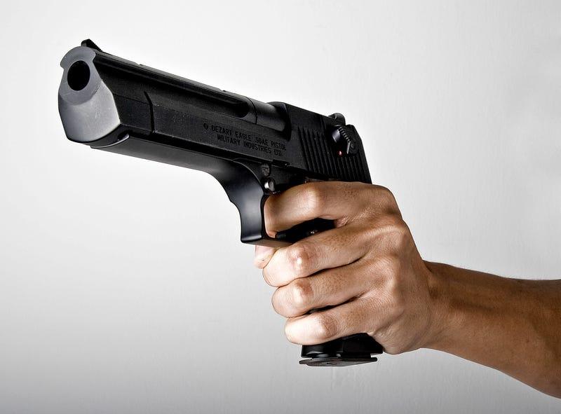 The Weight of a Gun