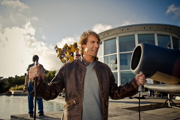 Michael Bay Kills Off Transformer Just Because He Can