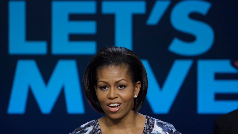 Rush Limbaugh Calls Michelle Obama Fat