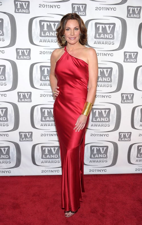 Ready-For-Prime-Time Fashion At The TV Land Awards