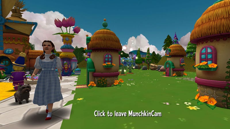 You Have to Play The Wizard of Oz, If Only to Experience the Joy of MunchkinCam