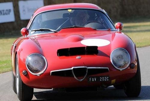 Hood Scoop Of The Week: 1964 Alfa Romeo Giulia TZ1