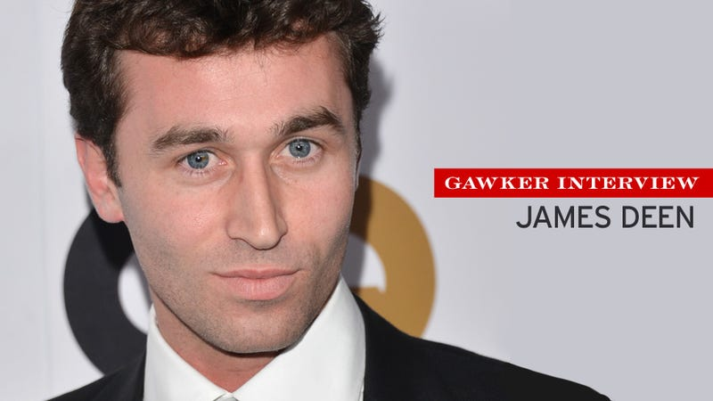 Straight Porn Superstar James Deen Talks Gay Sex, Onscreen and Off