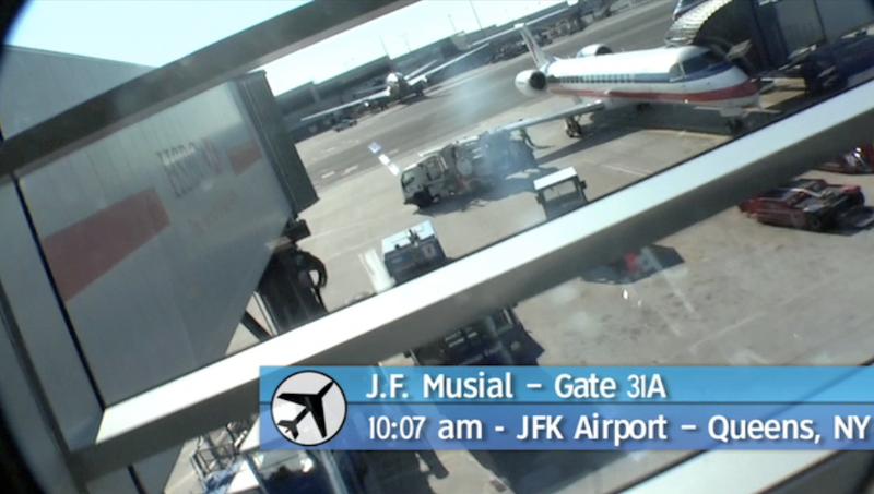 Google Latitude + Plane, Train, Automobile = DIY Amazing Race