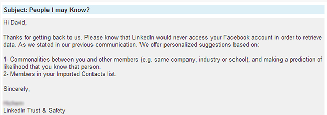 Is LinkedIn the Creepiest Social Network?