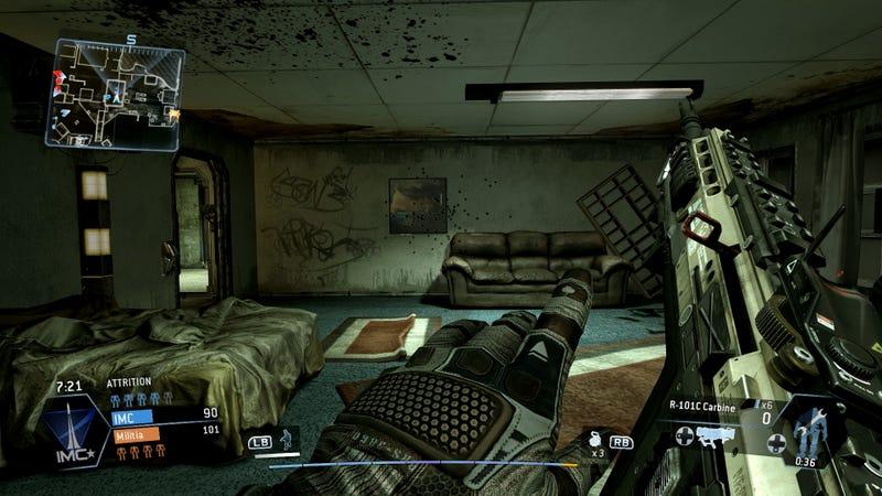 Titanfall on PC Vs Xbox One Vs Xbox 360