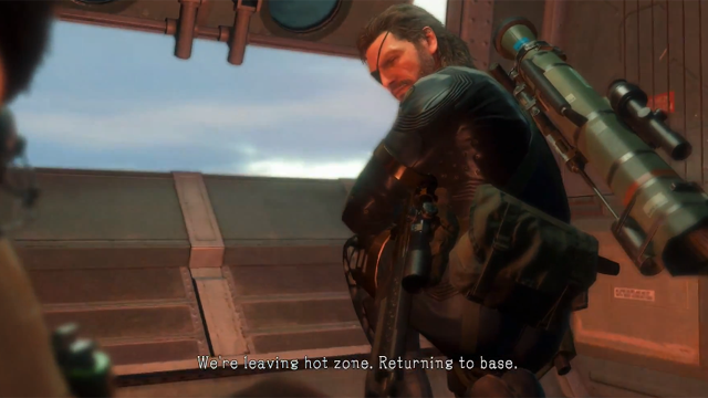 You Can Save Someone Special In Metal Gear Solid: Ground Zeroes