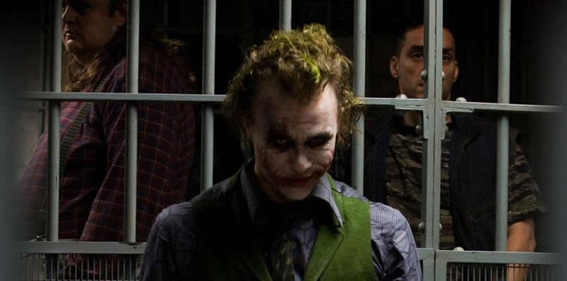 Who Created Dark Knight's Joker?