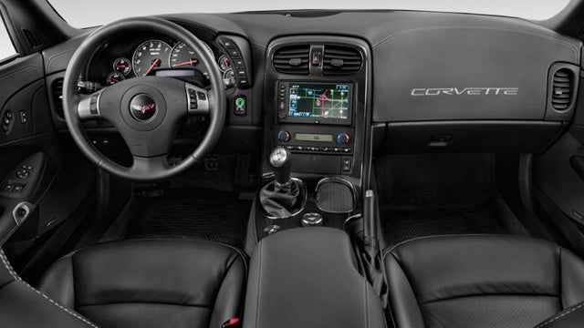 Corvette C7 Vs. Corvette C6: Interior Side-By-Side