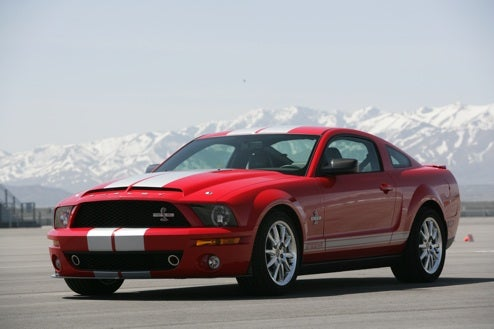 2008 Mustang Shelby GT500KR, Reviewed