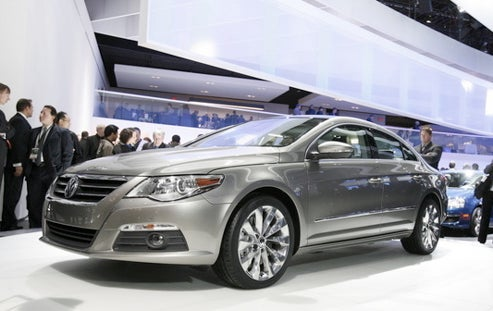 Volkswagen Plans To Sell Majority Of CC's In US, Would Sell Better As Cu. In.