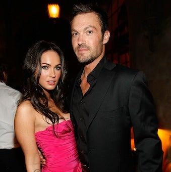 Megan Fox and Brian Austin Green Get Married, Freaky Thumb-Sex Already Commenced