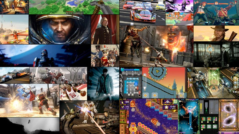 Kotaku's 2010 Video Game Gift Guide Round-Up