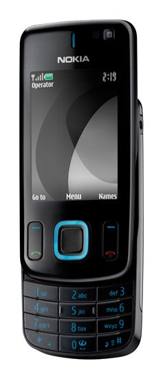 "Nokia's ""Beautiful to Use"" 3600 and 6600 Fold/Slide Phone"