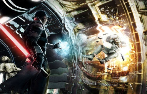 On August 21, A Force Unleashed Demo