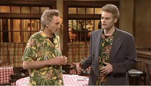 Walken Returns to SNL