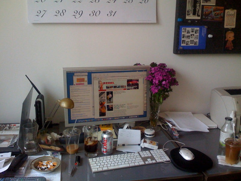 What Does Your Desk Look Like?