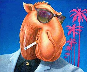 Skilled Negotiator Joe Camel Brings Another One Home